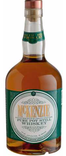 Mckenzie Whiskey Pure Potstill 750ml